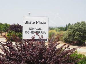 La pista de skate de Prado Grande ya lleva el nombre de Ignacio Echeverría