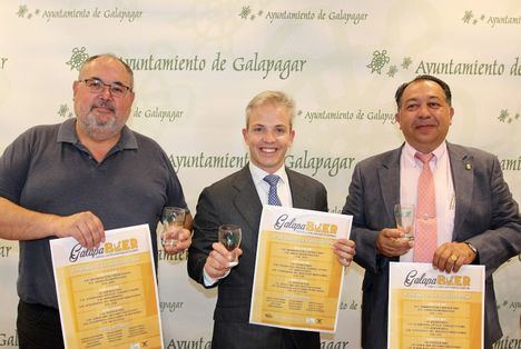 Galapagar celebra la I Feria de la Cerveza Artesana Galapabeer 2018