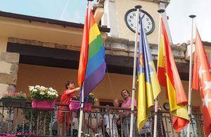 Torrelodones se une un año más a la celebración del Día Internacional del Orgullo LGTBI