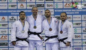 El guadarrameño Rubén González, bronce en el campeonato de Europa Máster
