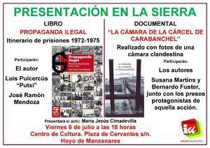 Un libro y un documental sobre la cárcel emblemática de Carabanchel