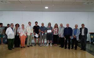 Entregados los premios del XIV Certamen de pintura en directo Rafael Botí