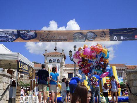 4ª Feria de Artesanía, Comercio y Servicios de Hoyo de Manzanares