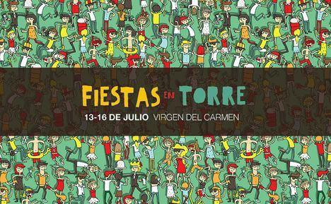 Fiestas de la Virgen del Carmen en la Colonia de Torrelodones