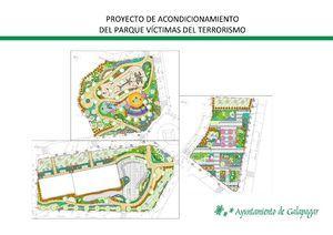 Galapagar aprueba el proyecto del nuevo parque urbano de la localidad