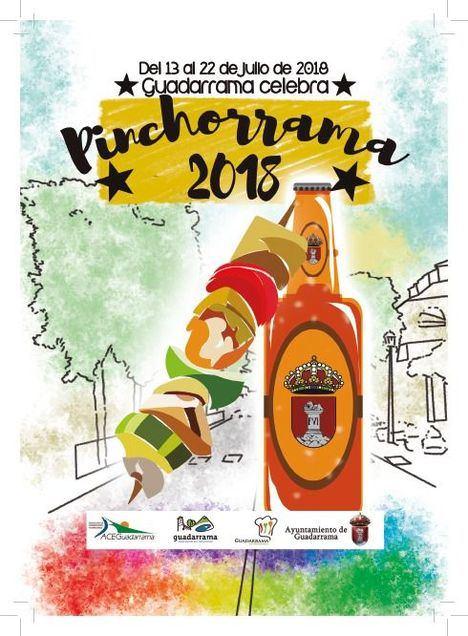 """Nueva edición de la Ruta de los Pinchos """"Pinchorrama' en Guadarrama"""
