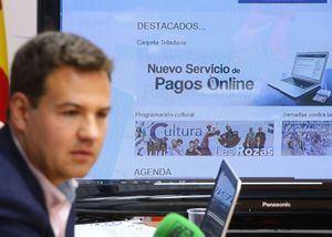 La web municipal permite ya realizar online más de 50 trámites