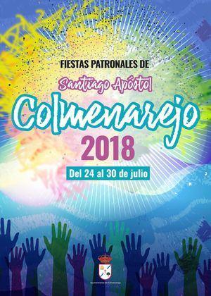 Colmenarejo celebra las Fiestas Patronales de Santiago Apóstol 2018