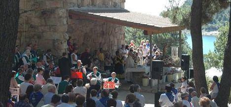 Fiestas en honor a la Virgen de la Jarosa en Guadarrama