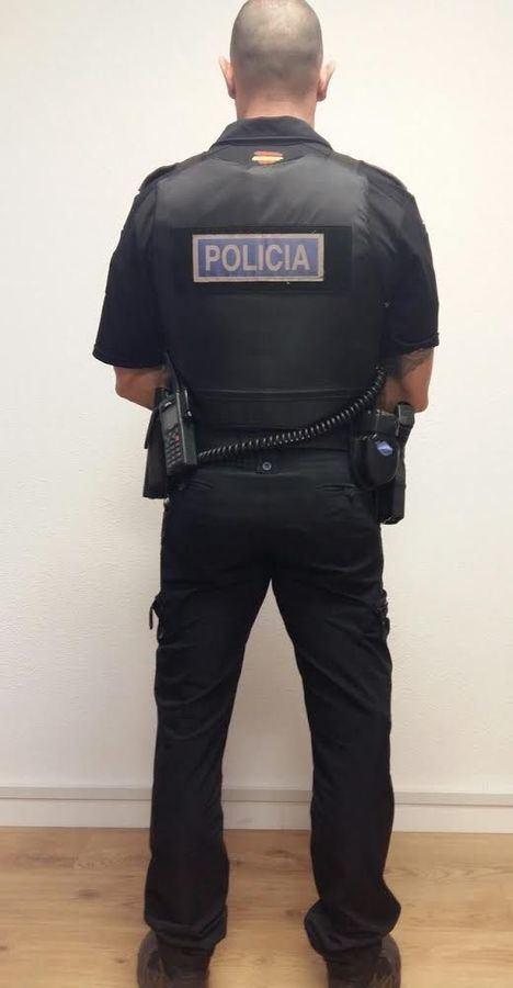 Adquisición de nuevos chalecos antibalas para la policia local
