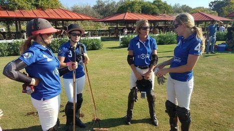 El Albero, en el Torneo Internacional de Polo de Sotogrande