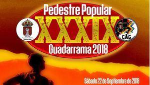 Abierto el plazo de inscripción para la XXXIX edición de la Pedestre Popular