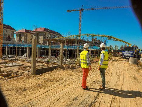 Las obras de las 95 viviendas protegidas de la EMSV finalizarán la próxima primavera
