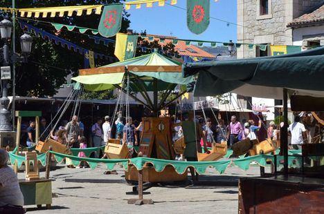 Guadarrama se da cita con el Mercado Medieval más antiguo de la Sierra