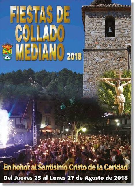Collado Mediano prepara la celebración de sus fiestas en honor al Cristo de la Caridad