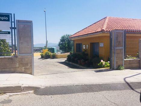 Los vecinos de El Escorial podrán usar el Punto Limpio de San Lorenzo