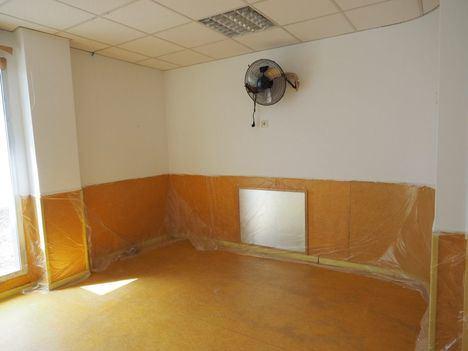 Obras de mejora en la escuela infantil pública Achalay en Boadilla