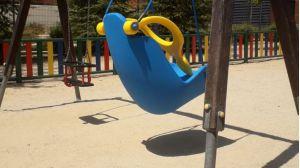 Majadahonda instala un columpio para niños con movilidad reducida