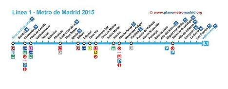 La línea 1 de Metro será bilingüe español-inglés a comienzos de 2019