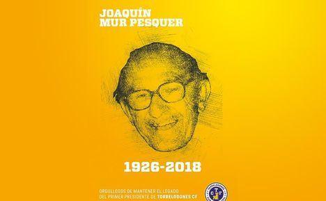 Partido en homenaje a Joaquín Mur Pesquer