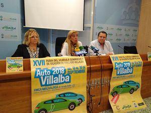 Del 13 al 16 de septiembre se celebra la XVII edición de AutoVillalba 2018