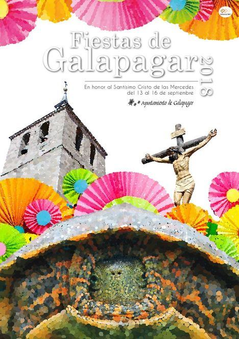 Galapagar celebra sus fiestas en honor al Cristo de las Mercedes