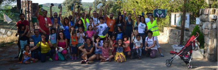 El día mundial de la limpieza en Torrelodones