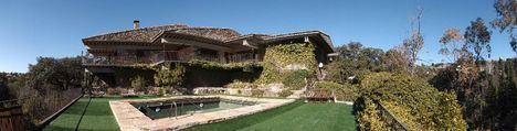 Las casas de Lucio Muñoz y Manuel López Villaseñor se podrán visitar durante el Open House Madrid