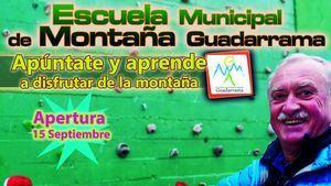 Comienza el curso en la Escuela de Montaña de Guadarrama