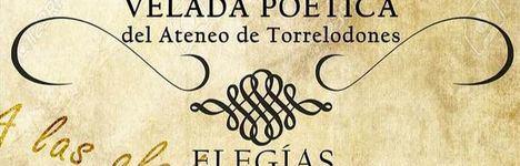 Las elegías, protagonistas de una nueva velada poética del Ateneo