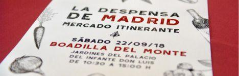 La Despensa de Madrid llega a Boadilla