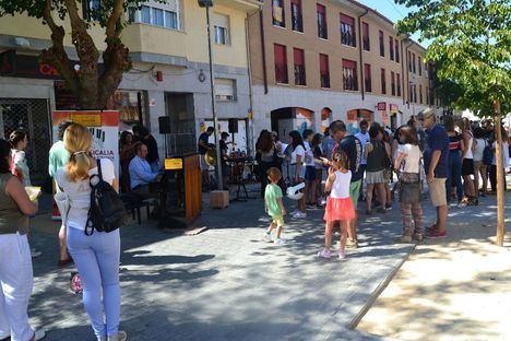 Un fin de semana pletórico de cultura en Torrelodones