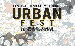 Campeonatos de Skate y Parkour en #UrbanFest