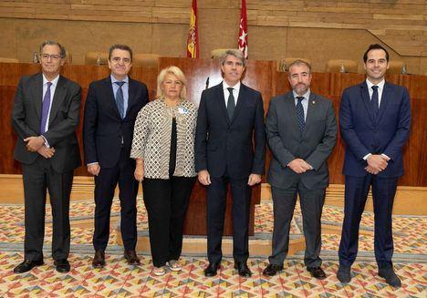 Madrid ya tiene su Ley de Protección, Reconocimiento y Memoria de las Víctimas del Terrorismo