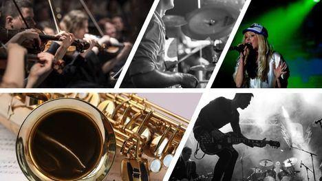 Músicos locales de todos los géneros, invitados al Festival ESCOmúsica