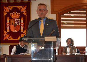 La oposición al completo exige la dimisión del alcalde, José Ramón Regueiras