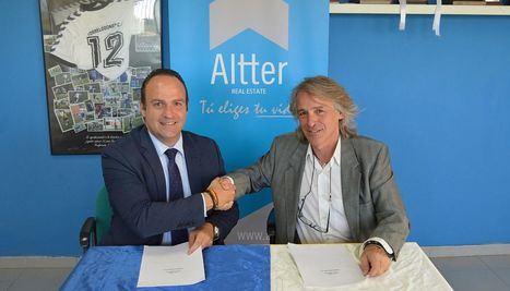 Altter Real Estate se convierte en patrocinador principal del Torrelodones CF