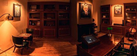 '¡El legado de Mr. Fox!', primer escape room permanente en Las Rozas
