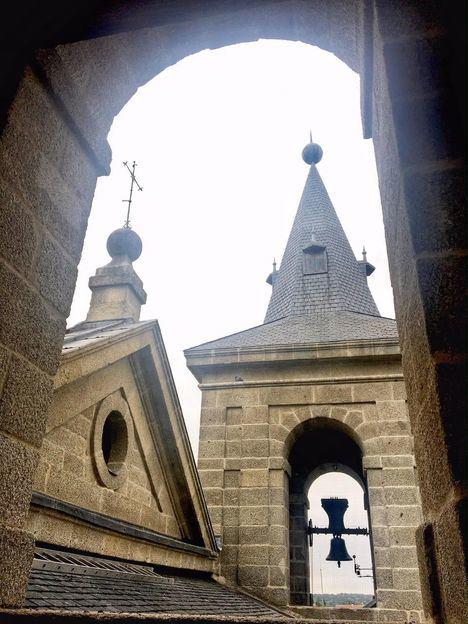 Concluyen las obras de restauración de las torres de la Iglesia de San Bernabé