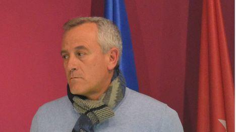 """José Ramón Regueiras: """"No descarto dimitir o quedarme más tiempo o acabar la legislatura"""""""