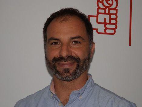 Rodrigo Bernal, proclamado candidato del PSOE a la Alcaldía