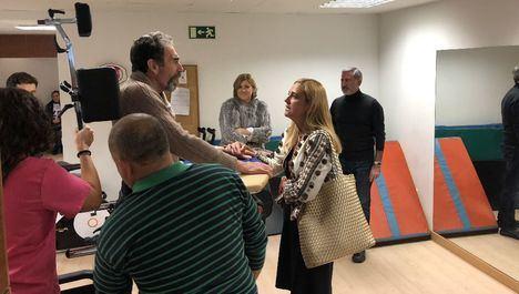 La Asociación de Esclerosis Múltiple estrena instalaciones
