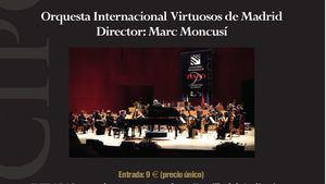 Este sábado se celebra la gala de clausura del Concurso Internacional de Piano