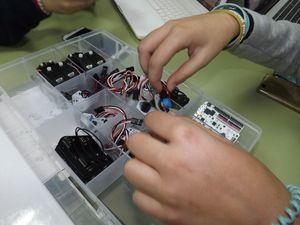 Los escolares de Las Rozas, apasionados de la tecnología