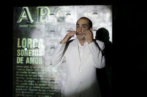 El amor encendido de Lorca se convierte en teatro