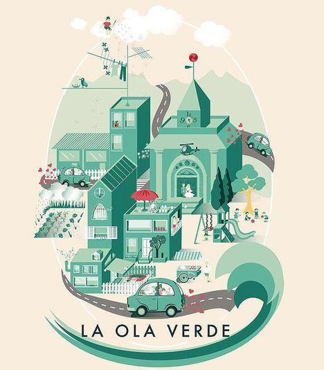 La historia del pequeño Gabriel 'El Vikingo' inspira el documental 'La Ola Verde'