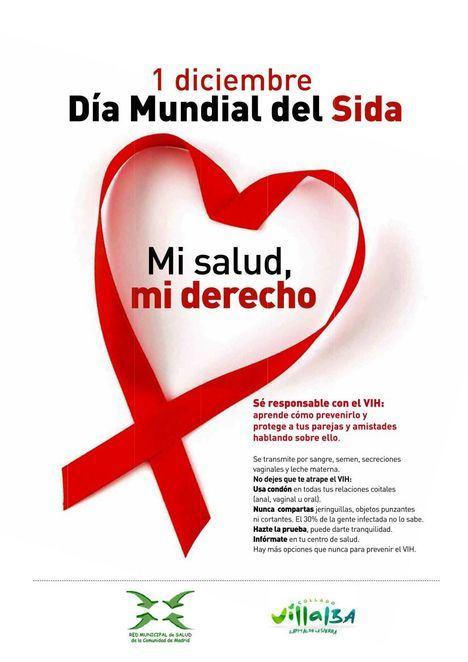 Actividades de concienciación con motivo del Día de la Lucha Contra el Sida