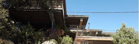 Las tres casas del arquitecto Fernando Higueras en Torrelodones