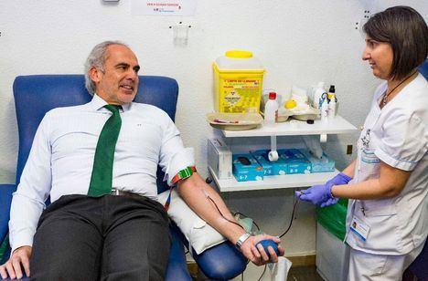 Campaña navideña para incrementar las donaciones de sangre