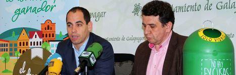 Galapagar, a por el 'contenedor de oro' de Ecovidrio
